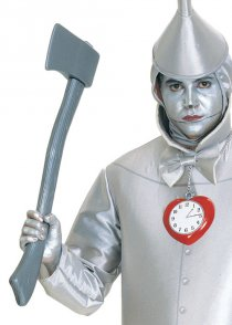The Wizard of Oz Prop Tin Man Axe