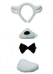 Nativity Lamb Fancy Dress Accessory Kit