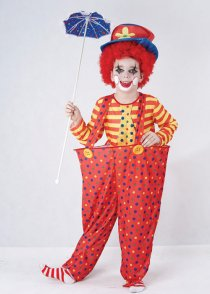 Clowns and Circus Fancy Dress