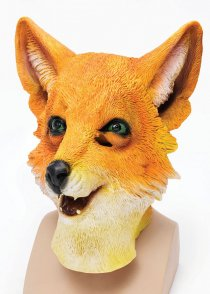 Adult Size Mr Fox Mask