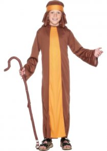 Childs Size Nativity Shepherd Costume