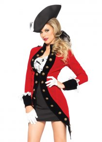 Ladies Pirate Costumes