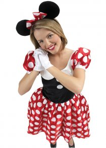 Adult Size Official Disney Minnie Mouse Costume