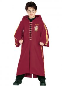 Childs Size Deluxe Harry Potter Quidditch Robe