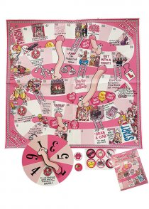 Hen Party Game Willy Snakes and Ladders