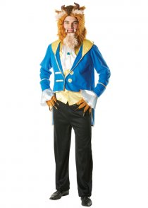Beauty and The Beast Adult Beast Costume