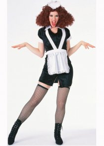 Adult Size Rocky Horror Magenta Costume