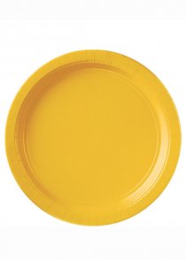 Sunshine Yellow Party Supplies