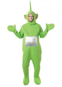 Adult Green Teletubbies Dipsy Costume