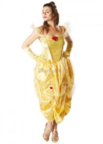 Adult Disney Princess Belle Costume