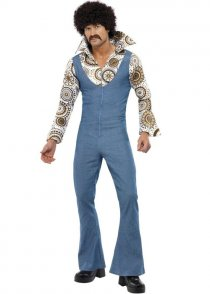 70's Disco Mens Groovy Dancer Costume