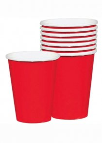 Apple Red Party Supplies