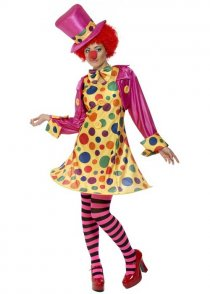 Clowns and Circus Costumes
