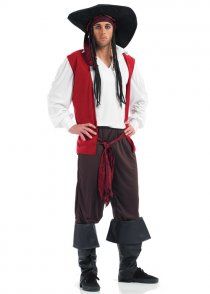 Mens Pirate Costumes