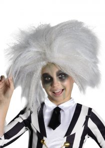 Childrens Size Grey Beetlejuice Wig