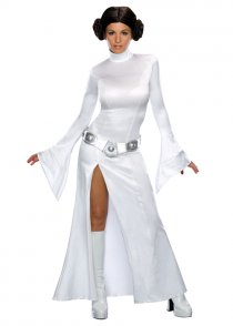 80's Star Wars Sexy Princess Leia Costume