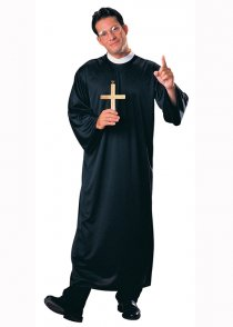 Mens Clergy Costumes