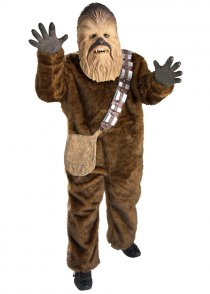Childs Size Star Wars Deluxe Chewbacca Costume
