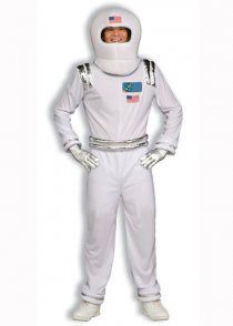 Adult Size Space Man Astronaut Costume