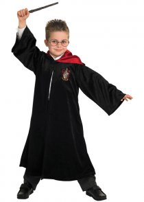 Childs Size Deluxe Harry Potter School Robe