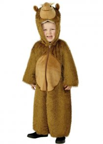 Childs Size Camel Fancy Dress Costume