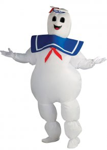 Adult Size Ghostbusters Stay Puff Costume
