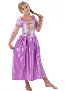 Childrens Disney Loveheart Rapunzel Costume