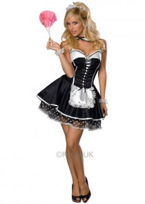 Ladies Frenchmaid Costumes
