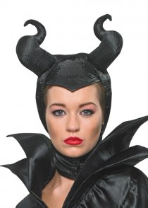 Womens Disney Maleficent Horn Headpiece