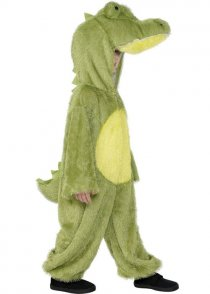 Childs Size Crocodile Fancy Dress Costume