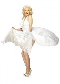 Rental Quality Deluxe Marilyn Monroe Costume