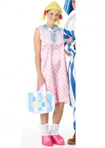 Adult Size Andy Pandy Looby Loo Costume