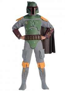 Adult Size Star Wars Deluxe Boba Fett Costume