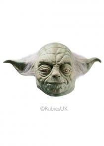 Adult Deluxe Star Wars Yoda Mask