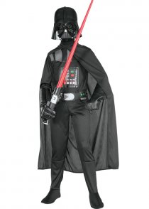 Childs Size Star Wars Darth Vader Costume