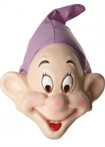Snow White and The Seven Dwarves Dopey Mask