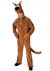 Adult Size Deluxe Scooby Doo Costume