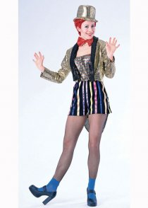 Adult Size Rocky Horror Columbia Costume