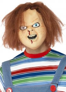 Adult Scary Childs Play 2 Chucky Mask
