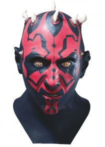 Star Wars Darth Maul Latex Mask