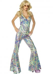 70's Disco Dancing Queen Costume