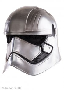 Star Wars Captain Phasma 2 Piece Mask