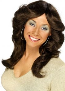 Ladies 60's and 70's Wigs