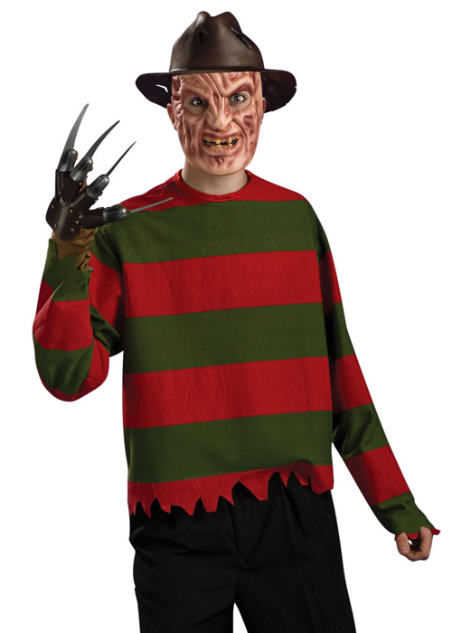 Good Mens Freddy Krueger Costume Set [16587]   £19.95   Cheap Fancy Dress  Outfits, Costumes U0026 Accessories
