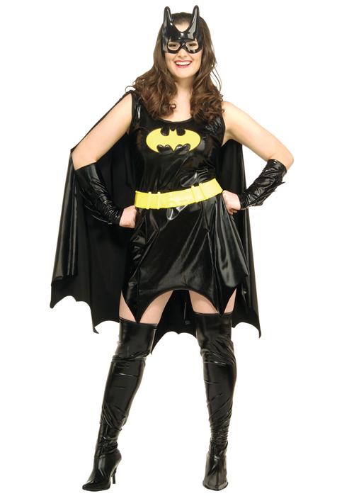Womens Plus Size Batgirl Costume 17441 3395 Cheap Fancy