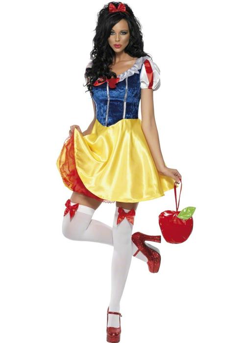 Adult Sexy Snow White Fairytale Princess Costume  30195  - £27.49 - Cheap  Fancy Dress Outfits 0e57de47c3d6