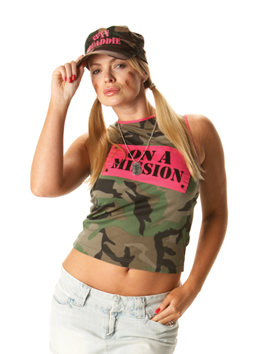 Photo Collection Army Girl And A