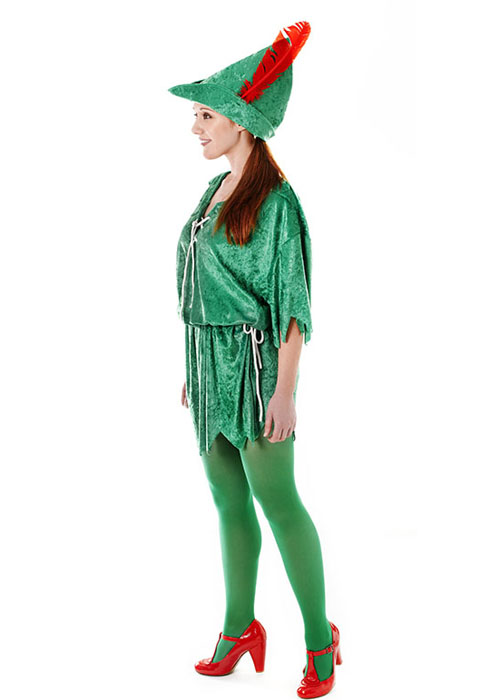 Adult Size Ladies Peter Pan Costume  sc 1 st  Cheap Fancy Dress & Adult Size Ladies Peter Pan Costume [AC156/A] - £17.95 - Cheap Fancy ...