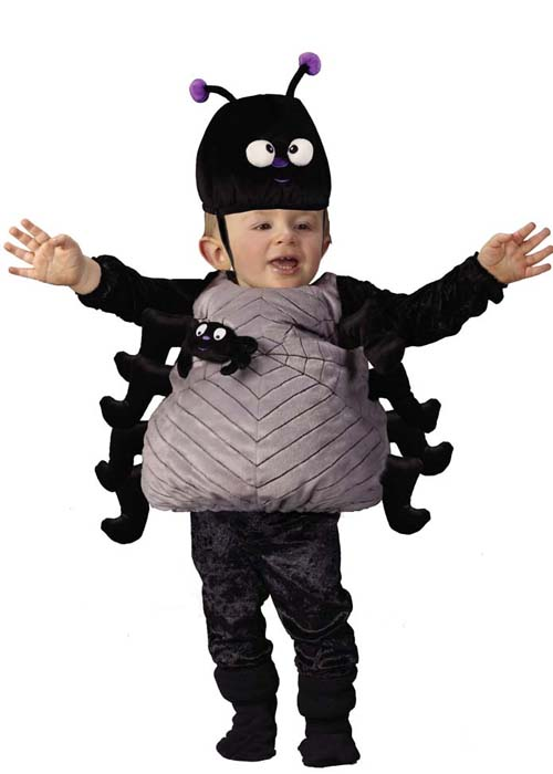 Babies Size Halloween Plush Silly Spider Costume  sc 1 st  Cheap Fancy Dress & Babies Size Halloween Plush Silly Spider Costume babies size ...