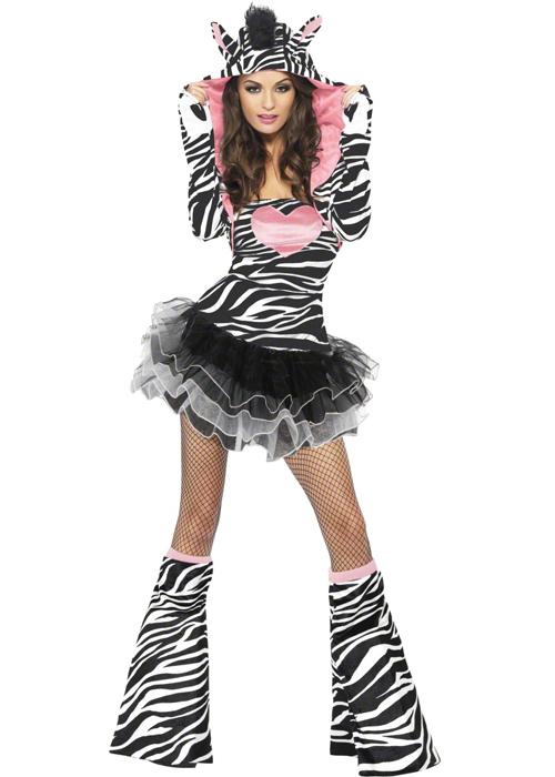 Adult Ladies Sexy Zebra Costume  sc 1 st  Cheap Fancy Dress & Adult Ladies Sexy Zebra Costume adult ladies sexy zebra costume ...